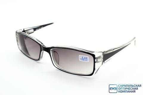 Очки готовые для зрения тонированные ELIFE E1019 C1
