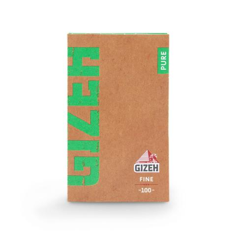 Бумага для самокруток Gizeh PURE Fine пач/100