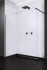 Неподвижная душевая стенка Radaway Modo New Black II 389074-54-01 фото