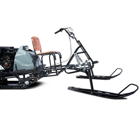 Модуль лыжный ЛМ-3 F на мотобуксировщик (пер.привод)/Опти-3