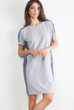 Платье с пайетками Luna di Giorno