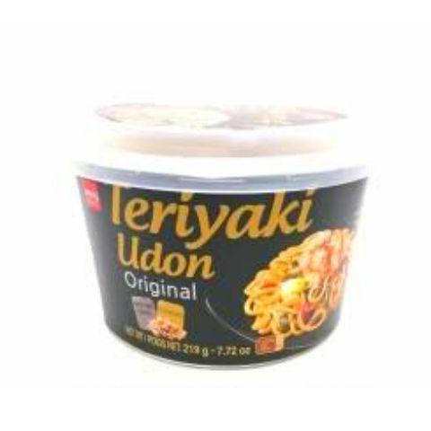 Удон со вкусом терияки Teriyaki udon Original  Wang Корея, 219 г