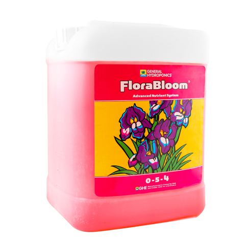 FloraBloom GHE 5л (TRIPART BLOOM T.A.)