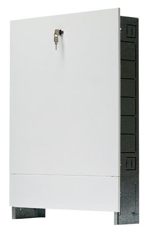 Stout ШРВ-2 6-7 выходов шкаф коллекторный встроенный (SCC-0002-000067)