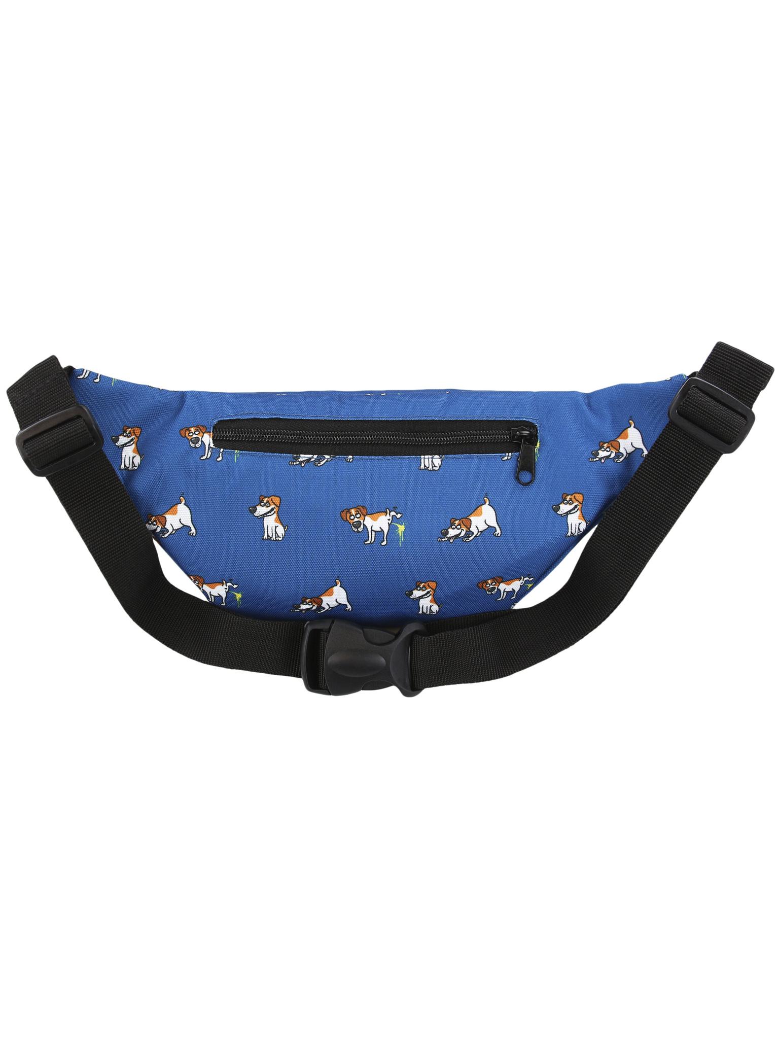 Поясная сумка Собака