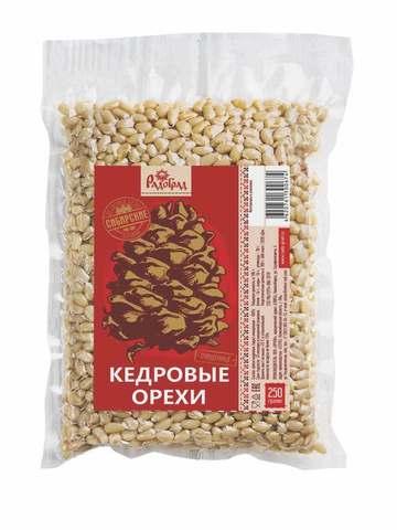 Ядро Кедрового ореха, 250 гр. (Радоград)
