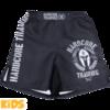 Детские шорты Hardcore Training Helmet Black