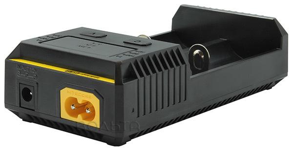 зарядное устройство NiteCore V2 intellicharge i2 цена недорого