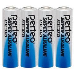 Батарейки Perfeo Super Alkaline AA (LR6)
