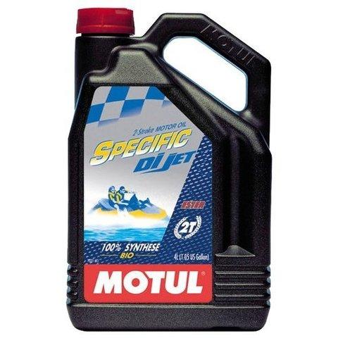 Моторное масло минеральное Motul Atv-Utv 4T 10W-40 4л, для квадроцикла