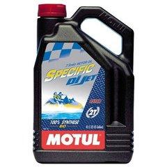 Моторное масло синтетическое Motul Specific DIJET 2T 4л для гидроцикла
