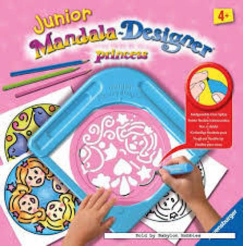 Junior Mandala Princess