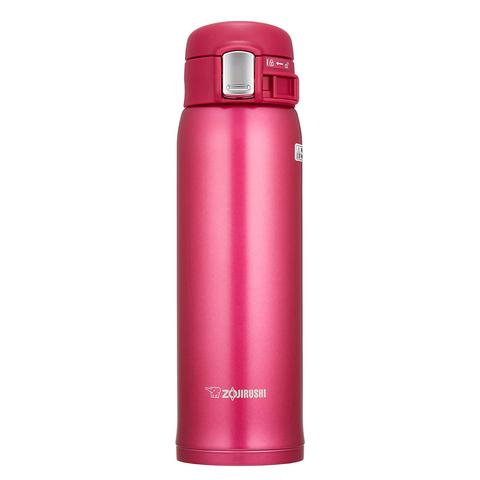 Термокружка Zojirushi SM-SD (0,48 литра), ярко-розовая