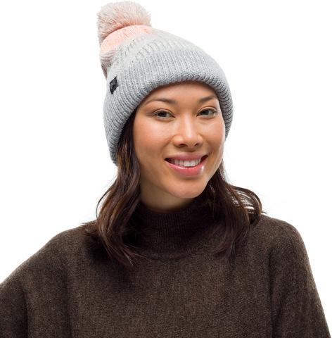 Шапка вязаная с флисом Buff Hat Knitted Polar Masha Air фото 2