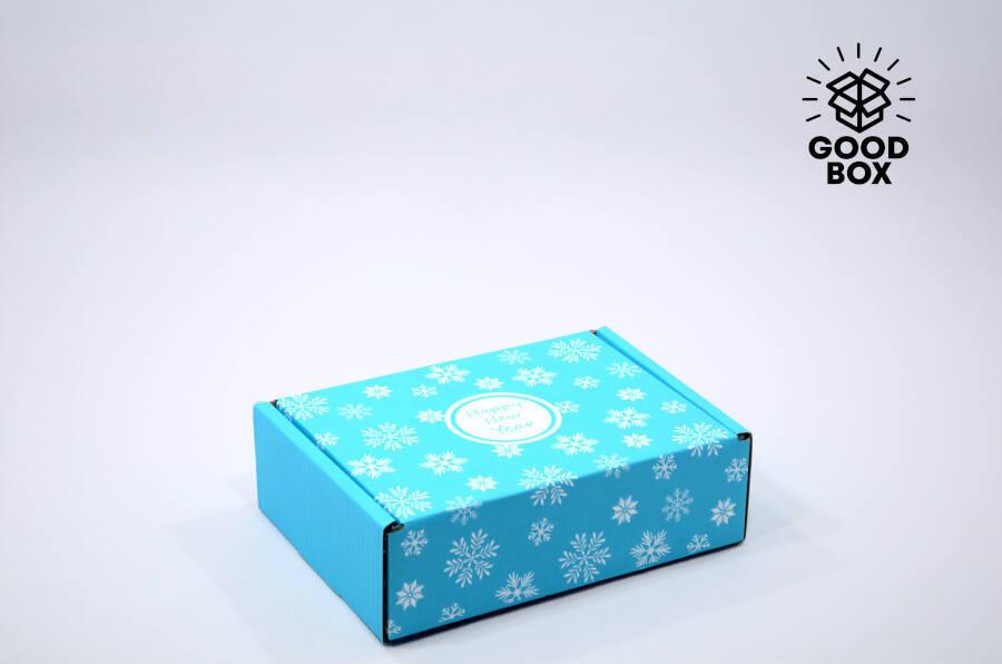 Подарочные коробки на Новый год