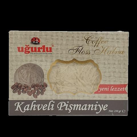 Пишмание с ароматом кофе UGURLU, 230 гр