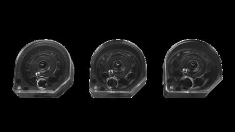 Винтовка пневмат. RAR VL-12 (670мм ) Буллпап кал. 6,35 мм Lothar Walther POLYGON
