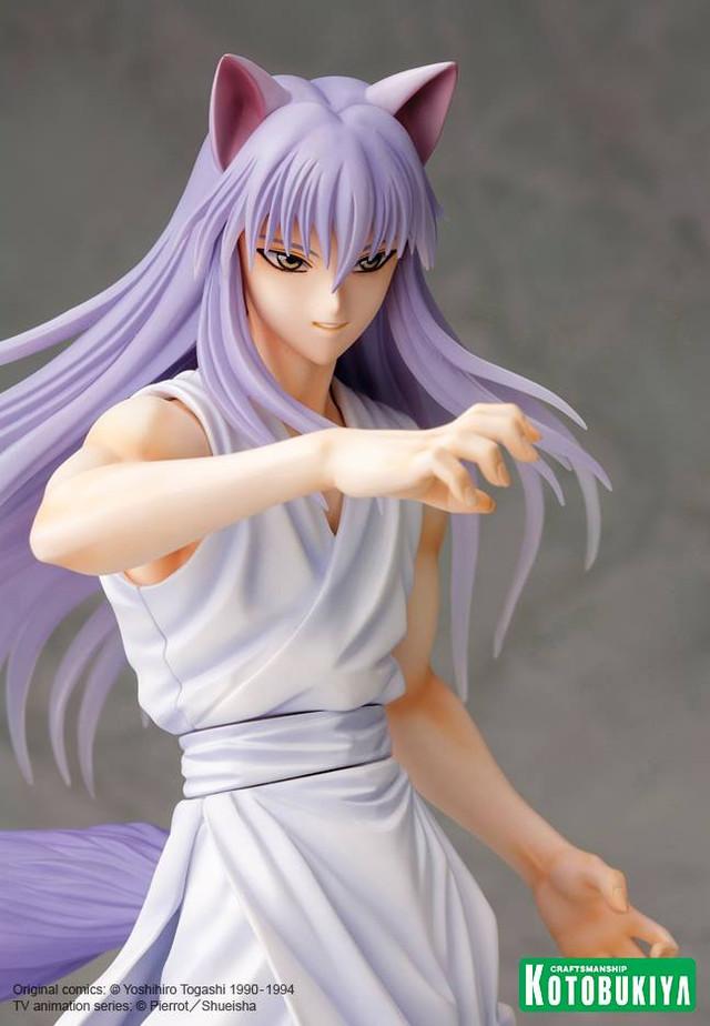 YuYu Hakusho - Yoko Kurama 1/8 Scale ArtFX Figure