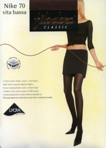 Колготки Filodoro Classic Nike Vita Bassa 70
