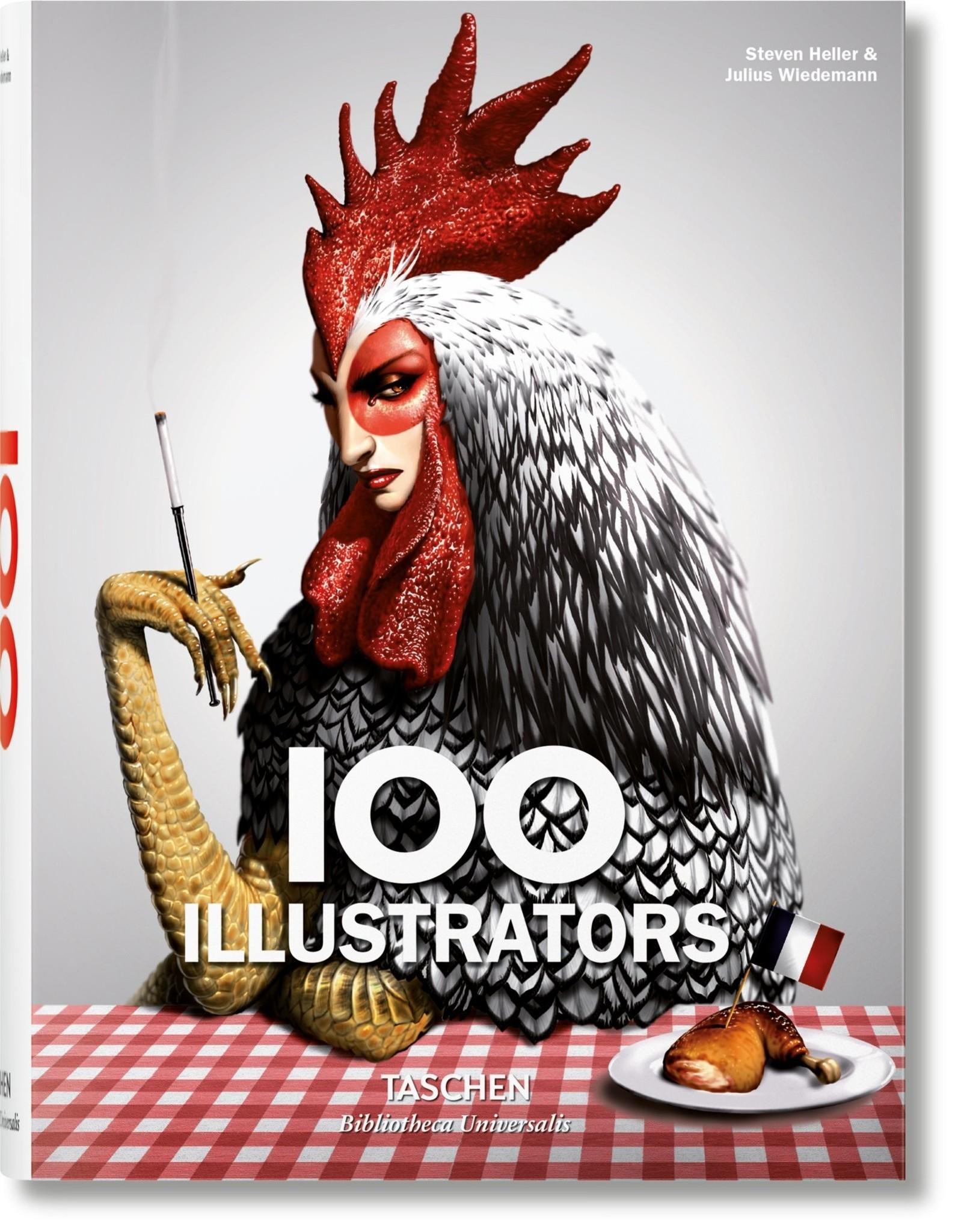 TASCHEN: 100 Illustrators