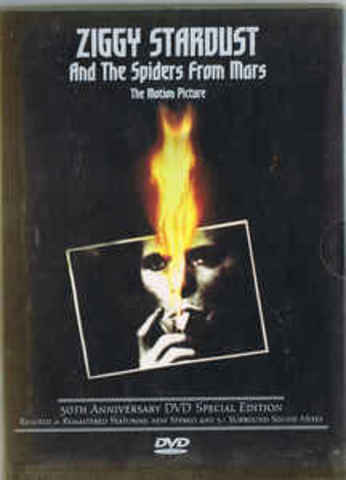 BOWIE, DAVID: Ziggy Stardust And The Spiders From Mars The Motion Picture Soundtrack