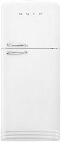 Холодильник с верхней морозильной камерой Smeg FAB50RWH5