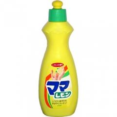 Жидкость для мытья посуды, Lion, Mama Lemon, лимон, 380 мл