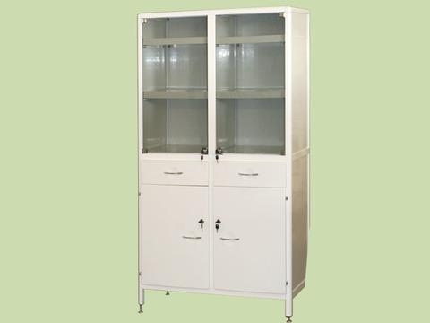 Шкафы медицинские лабораторные