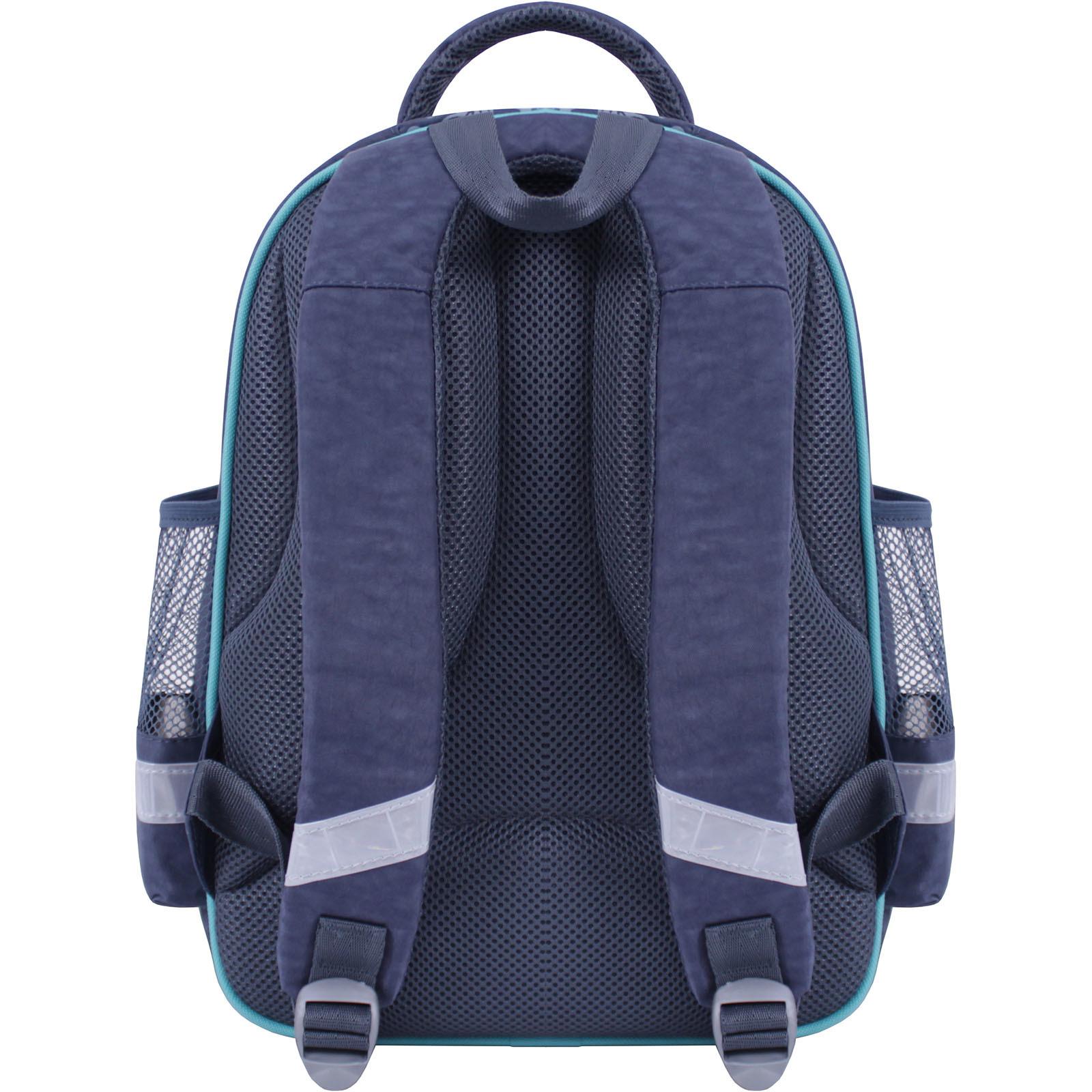 Рюкзак школьный Bagland Mouse 321 серый 611 (0051370) фото 4