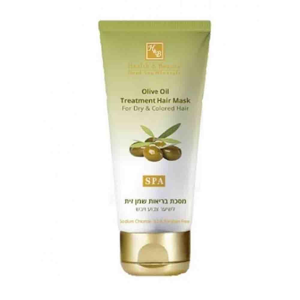 Маска питательная для поврежденных волос Olive Oil Treatment Hair Mask