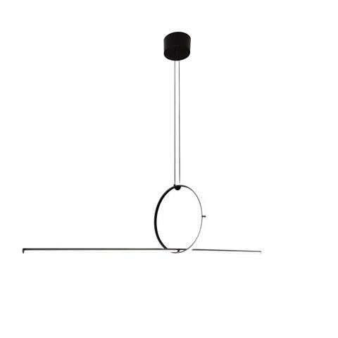 Подвесной светильник копия Arrangement Circle + Line by Flos