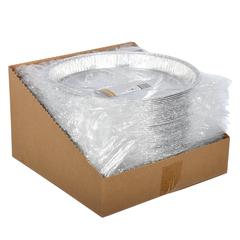 Форма из алюминия круглая 27,5х2,5 см для приготовления и хранения пищи