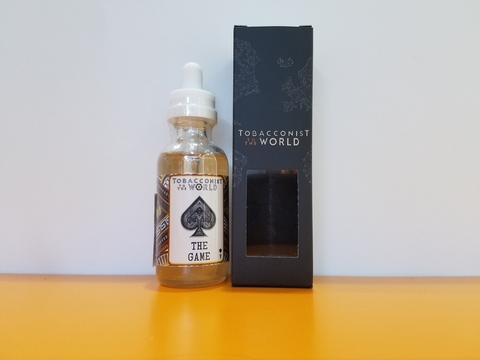GAME by TOBACCONIST 60ml