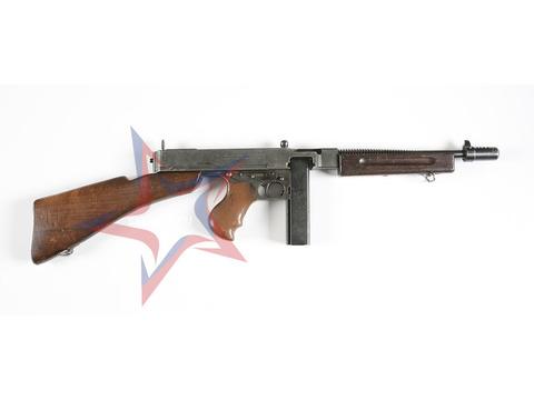 Охолощенный ПП Томпсона М 1928 А1