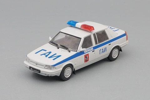 Moskvich-2142R5 Prince Vladimir GAI 1:43 DeAgostini Auto Legends USSR Police #11