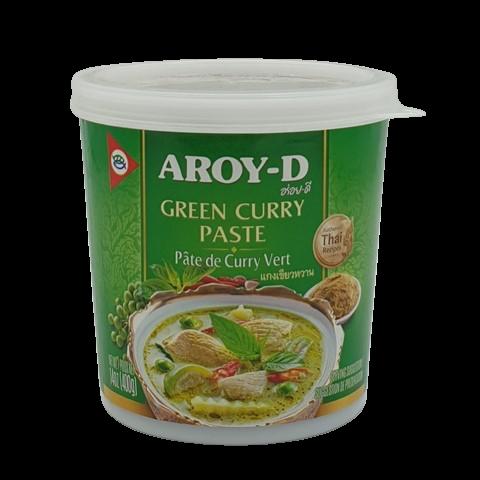 Паста Карри Зелёная Aroy-D