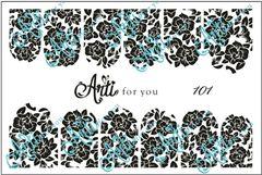 Слайдер наклейки Arti for you №101