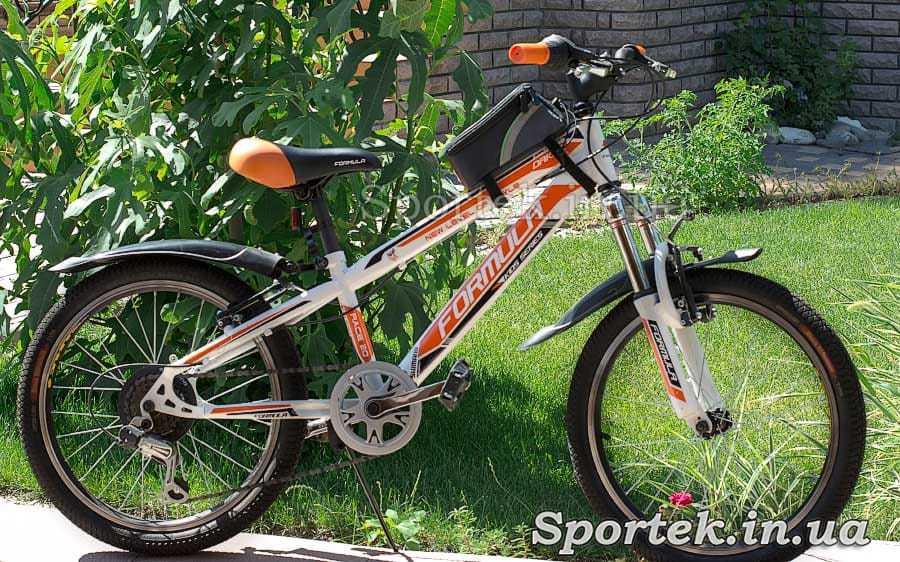 Сумка велосипедная  VELORITM на верхней трубе рамы велосипеда