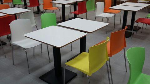 мебель для фуд-корта ( парк