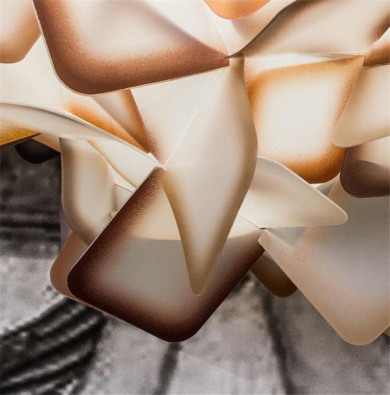 Подвесной светильник Clizia by Slamp D53 (пурпурный)