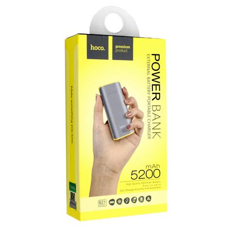 Купить Power Bank Hoco B21 5200mah