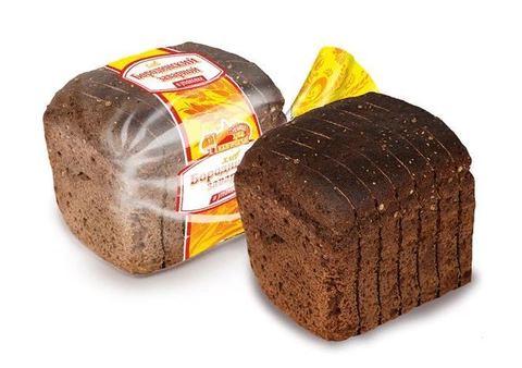 Хлеб «Бородинский» 350г. нарезанный Нижегородский Хлеб
