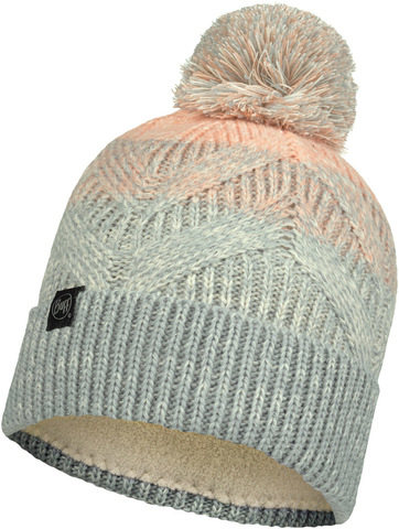 Шапка вязаная с флисом Buff Hat Knitted Polar Masha Air фото 1