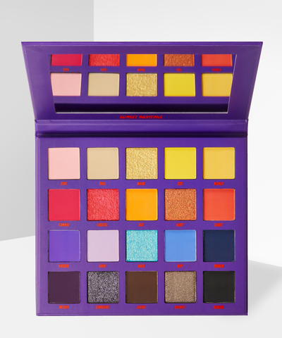 Beauty Bay Sunset Horizons Palette