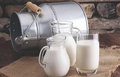 Молоко топлёное 6% Монастырская продукция 1л