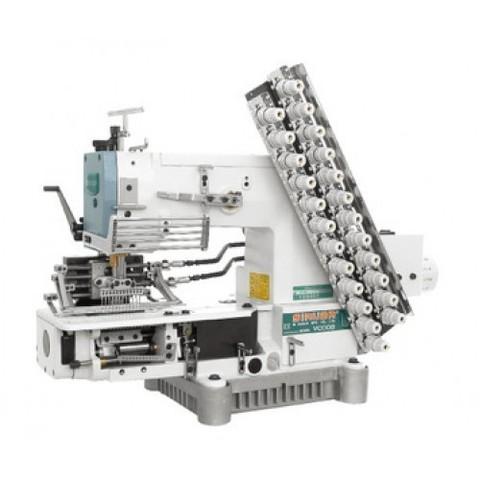 Двенадцатиигольная поясная швейная машина Siruba VC008-12064P/VSM | Soliy.com.ua