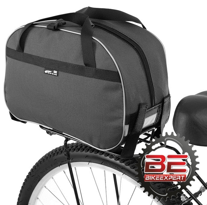 Велосумка на багажник Course BC095 КАНТРИ-1