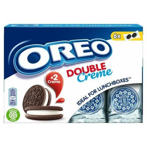 Печенье Oreo Double Cream (170 гр)