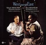 Yehudi Menuhin & Ravi Shankar / West Meets East (LP)