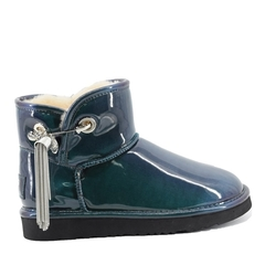 UGG Classic Mini Jimmy Choo LC Blue